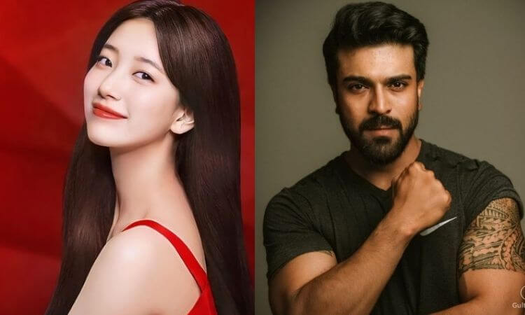 Suzy Bae will not Play the Role alongside Ram Charan in South Indian Movie RC15-Why