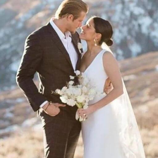 Alexander Ludwig Girlfriend And Wife 2021