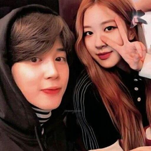 Who Is BTS Jimin's Wife Is BTS Jimin and Blackpink Rose Secretly Dating in 2021