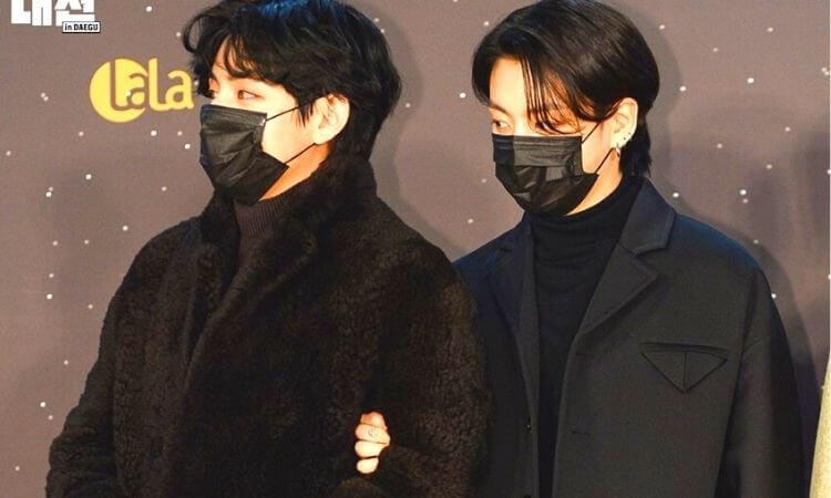 BTS V and Jungkook Relationship 2021 Updates-Are They Dating Now