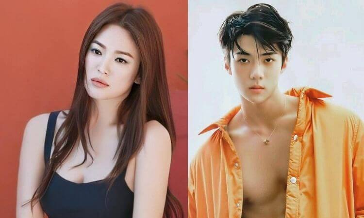 EXO's Sehun Will join Song Hye Kyo in the upcoming Drama Now, We Are Breaking Up