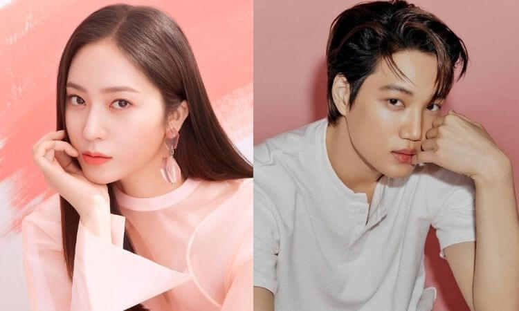 Fact Shows EXO Kai and f(x) Krystal Are Still Together in 2021 after Breakup