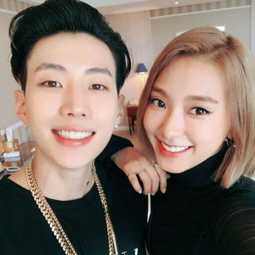 Jay Park Girlfriend