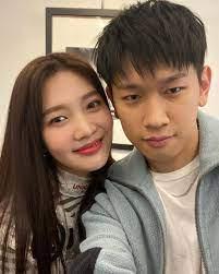 Red Velvet's Joy Boyfriend Crush