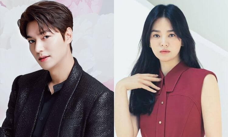 BreakingWill Lee Min Ho Join Song Hye Kyo For Glory Drama 2021