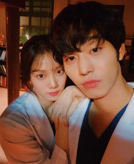 Who is Ahn Hyo Seop Dating Ahn Hyo Seop Girlfriend, Ex-girlfriend and Ideal Type 2021