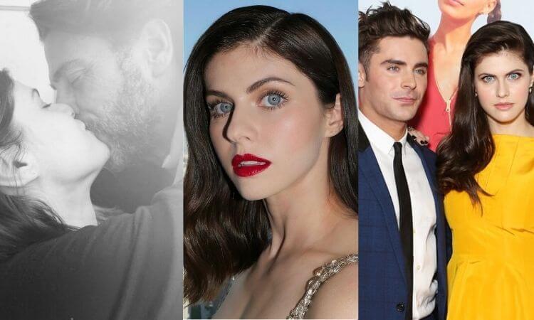 Who is Alexandra Daddario Boyfriend 2021Her Dating History Latest Updates