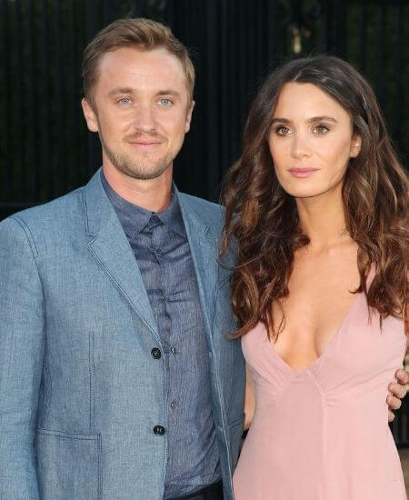 Who is Tom Felton Wife 2021His Girlfriends Latest Updates