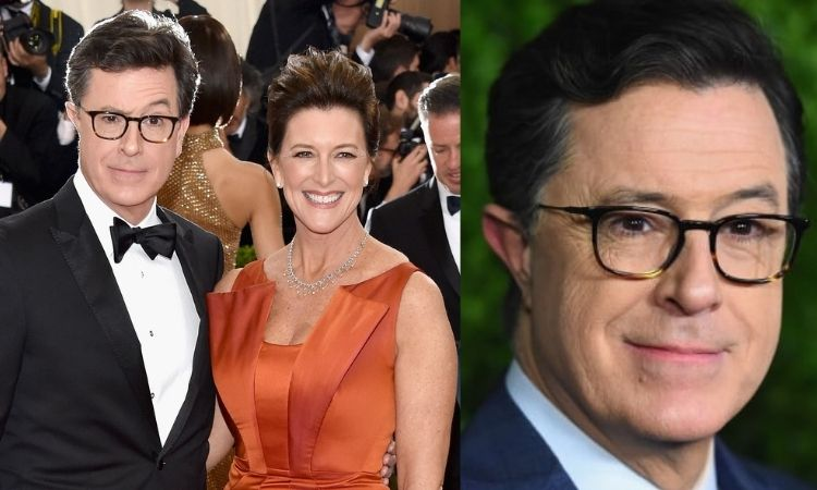 Who is Stephen Tyrone Colbert wife 2021His Children,Net Worth Everything You Should Know Latest Updates